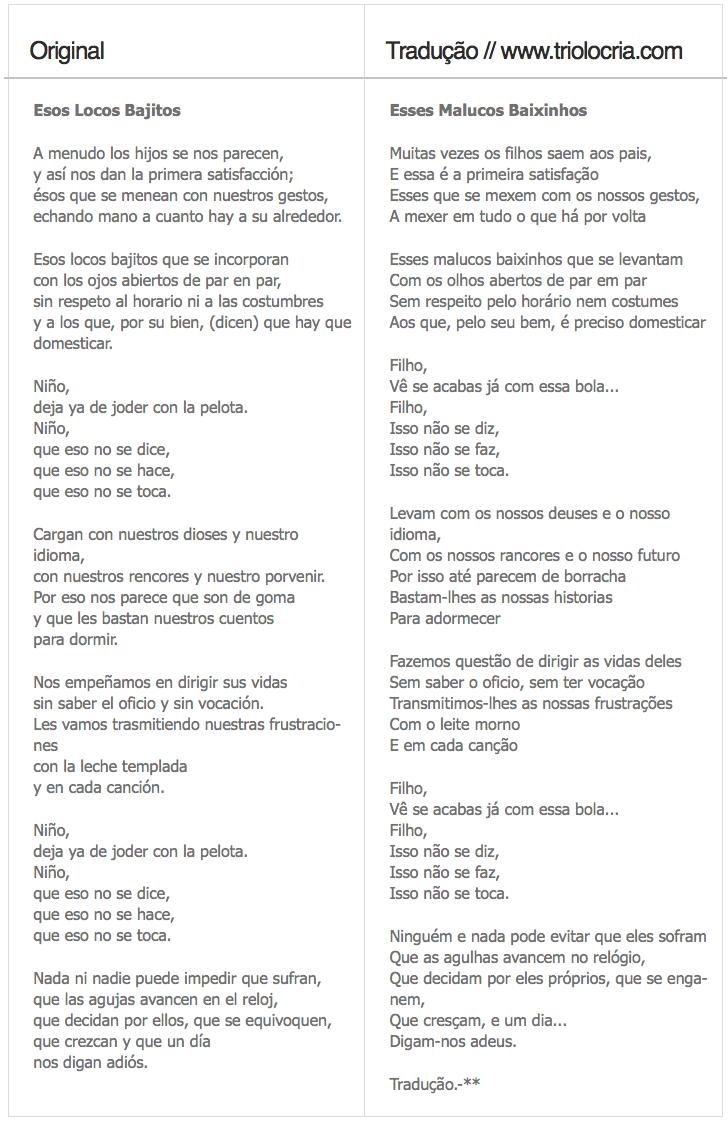 locos letras de las canciones: